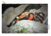 Vampire Crab Carry-all Pouch