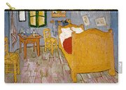 Van Gogh: Bedroom, 1888 Carry-all Pouch