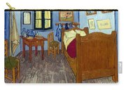 Van Gogh: Bedroom, 1889 Carry-all Pouch