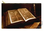 Van Gogh: Bible, 1885 Carry-all Pouch