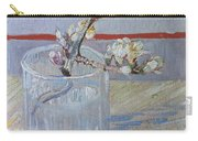 Van Gogh: Branch, 1888 Carry-all Pouch