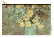 Van Gogh: Flowers, 1887 Carry-all Pouch