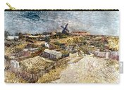 Van Gogh: Gardens, 1887 Carry-all Pouch