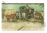 Van Gogh: Gypsies, 1888 Carry-all Pouch