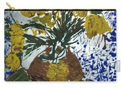 Van Gogh Carry-all Pouch by J R Seymour