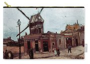 Van Gogh: La Moulin, 1886 Carry-all Pouch