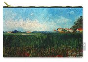 Van Gogh: Landscape, 1888 Carry-all Pouch