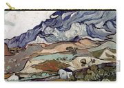 Van Gogh: Landscape, 1890 Carry-all Pouch