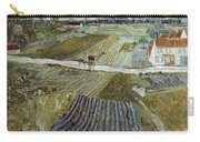 Van Gogh: Landscape, C1888 Carry-all Pouch