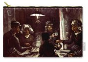 Van Gogh: Meal, 1885 Carry-all Pouch