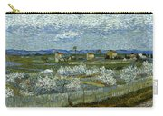 Van Gogh: Peach Tree, 1889 Carry-all Pouch