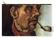 Van Gogh: Peasant, 1884 Carry-all Pouch