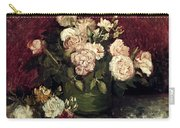 Van Gogh: Roses, 1886 Carry-all Pouch