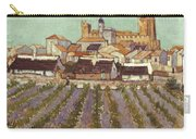Van Gogh: Saintes-maries Carry-all Pouch