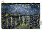 Van Gogh, Starry Night Carry-all Pouch