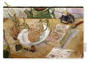 Van Gogh: Still Life, 1889 Carry-all Pouch