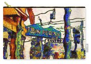 Van Gogh Takes A Wrong Turn And Discovers The Castro In San Francisco . 7d7547 Carry-all Pouch