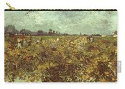 Van Gogh: Vineyard, 1888 Carry-all Pouch