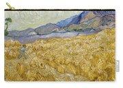 Van Gogh: Wheatfield, 1889 Carry-all Pouch