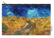 Van Gogh: Wheatfield, 1890 Carry-all Pouch