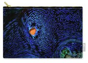 Van Gogh's Clam Carry-all Pouch