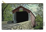 Van Sandt Covered Bridge Carry-all Pouch