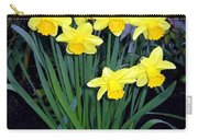 Vancouver Daffodils Carry-all Pouch