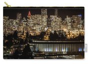Vancouver Lights Carry-all Pouch