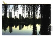 Vancouver- Lost Lagoon Carry-all Pouch by Will Borden