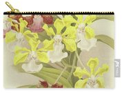 Vanda Insignis And Var Scroederiana  Carry-all Pouch