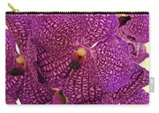 Vanda Orchid Elegance Carry-all Pouch