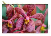 Vanda Orchids Carry-all Pouch