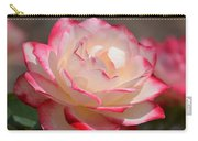 Vanilla Cherry Rose Carry-all Pouch