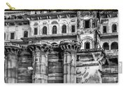 Varanasi Bw Carry-all Pouch