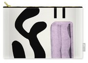 Variation Matisse Pink Carry-all Pouch