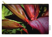 Variegated Ti Leaves Carry-all Pouch