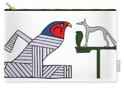 various demons of ancient Egypt Carry-all Pouch