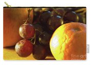 Various Fruit Carry-all Pouch by Brian Roscorla