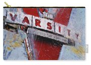 Varsity Drive-in Atlanta Carry-all Pouch