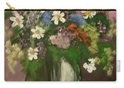 Vase Of Flowers #1 Carry-all Pouch