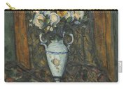 Vase Of Flowers Carry-all Pouch