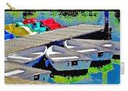 Boats Summer Vasona Park Carry-all Pouch