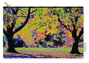 Vasona Two Oaks Fall Carry-all Pouch