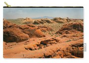 Vast Desert Valley Of Fire Carry-all Pouch