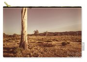 Vast Pastoral Australian Countryside  Carry-all Pouch