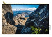 Vastly Majestic High Sierras Carry-all Pouch