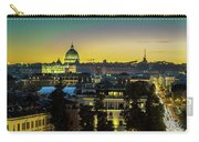 Vatican At Sunset Carry-all Pouch