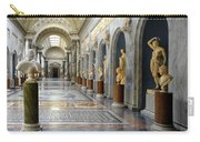 Vatican Museums Interiors Carry-all Pouch by Stefano Senise