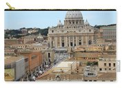 Vatican Rome Carry-all Pouch