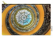 Vatican Staircase Looking Up Carry-all Pouch